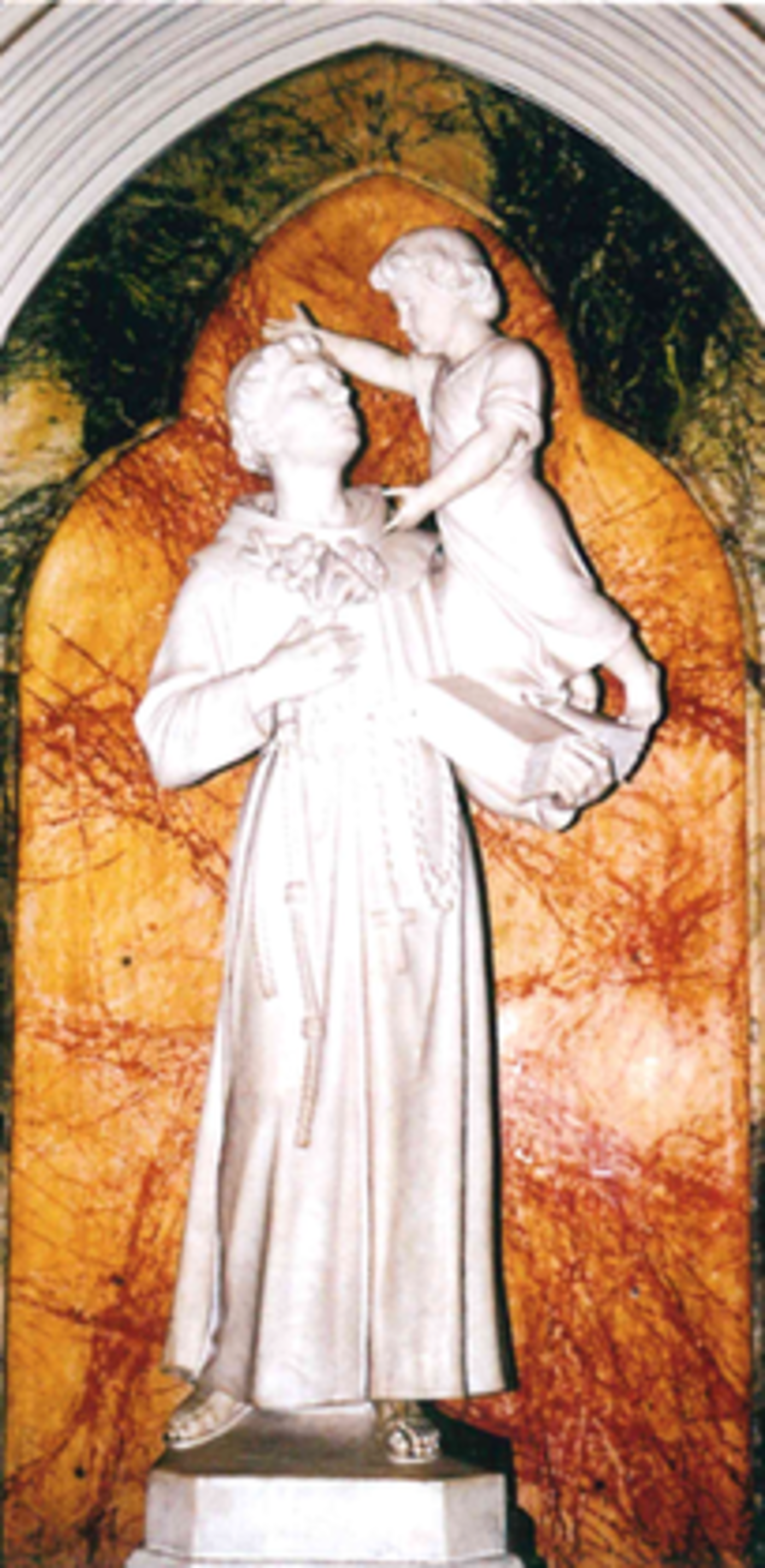 statue of St. Anthony of Padua